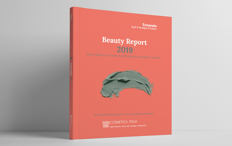 BEAUTY REPORT 2019 for Cosmetica Italia