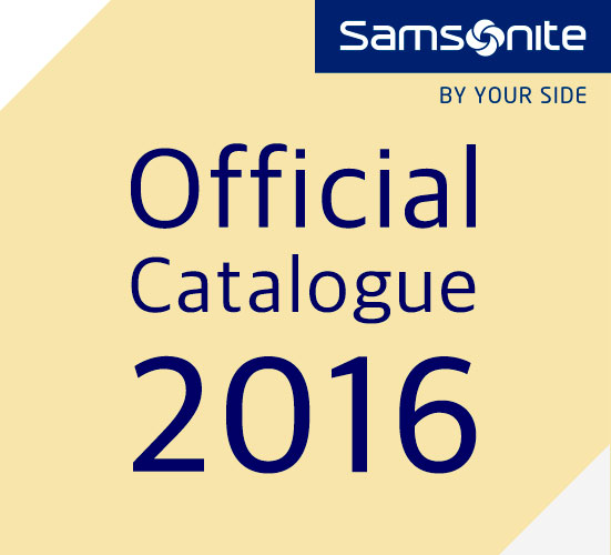 Samsonite Catalogue 2016